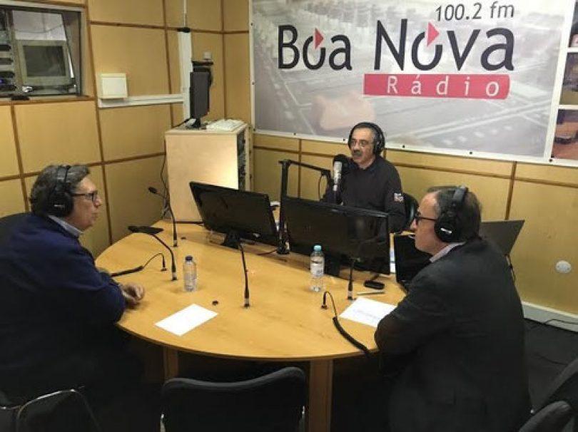 """""""Fico feliz porque Oliveira do Hospital não se esquece de um filho adotivo"""""""