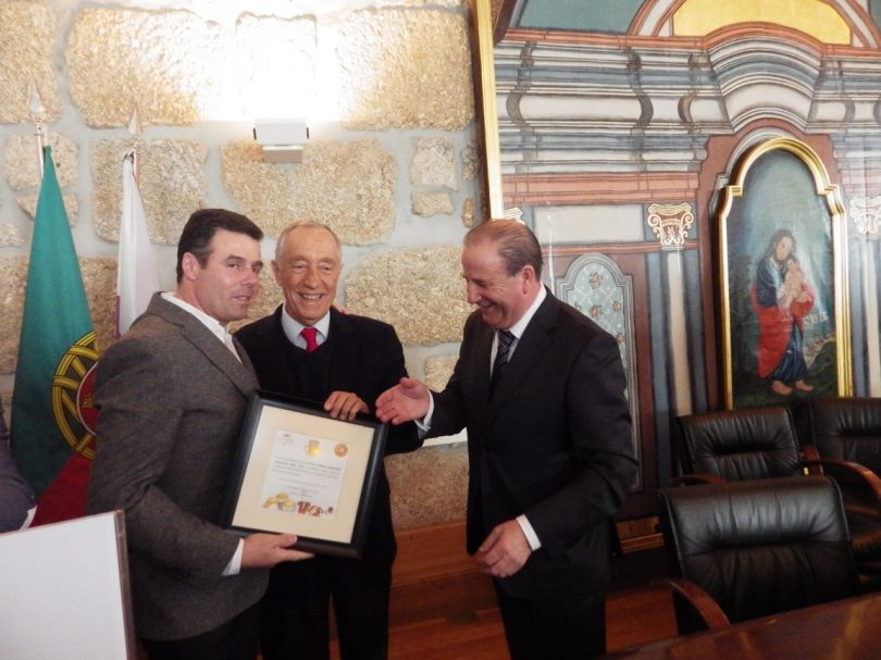 Oliveira do Hospital homenageou PME Excelência e outras empresas