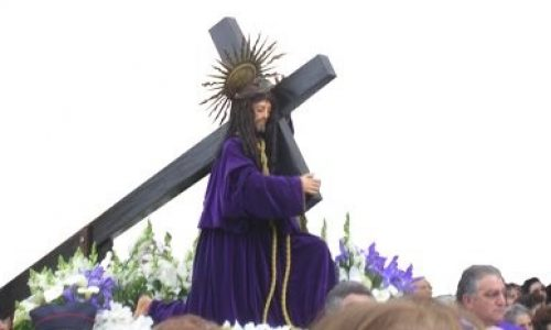 Ervedal da Beira recupera tradição perdida há mais de 70 anos. Solene Procissão do Senhor dos Passos acontece domingo à tarde