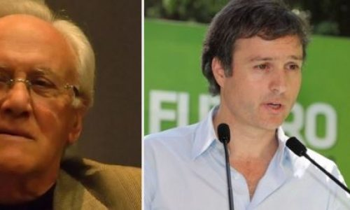 """António Campos diz que Pedro Coimbra """"está a mais dentro do partido"""" e que """"é lixo"""" que """"contamina"""""""