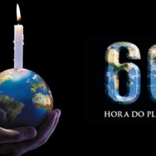 Seia apaga as luzes pelo Planeta