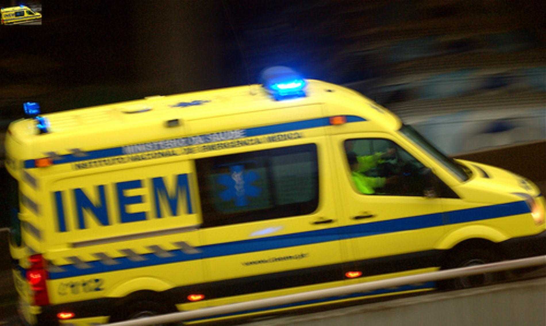 Região: Um morto e um ferido grave em acidente com moto-quatro em Manteigas