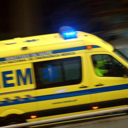 Acidente no IP3 provocou seis feridos