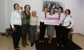 """Jantar das Mulheres foi """"um sucesso"""" e reverteu para a Liga Portuguesa Contra o Cancro"""