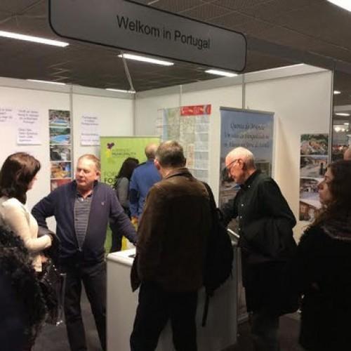 """""""Oliveira do Hospital, A Friendly Municipality"""" representou Portugal na feira de emigração na Holanda"""