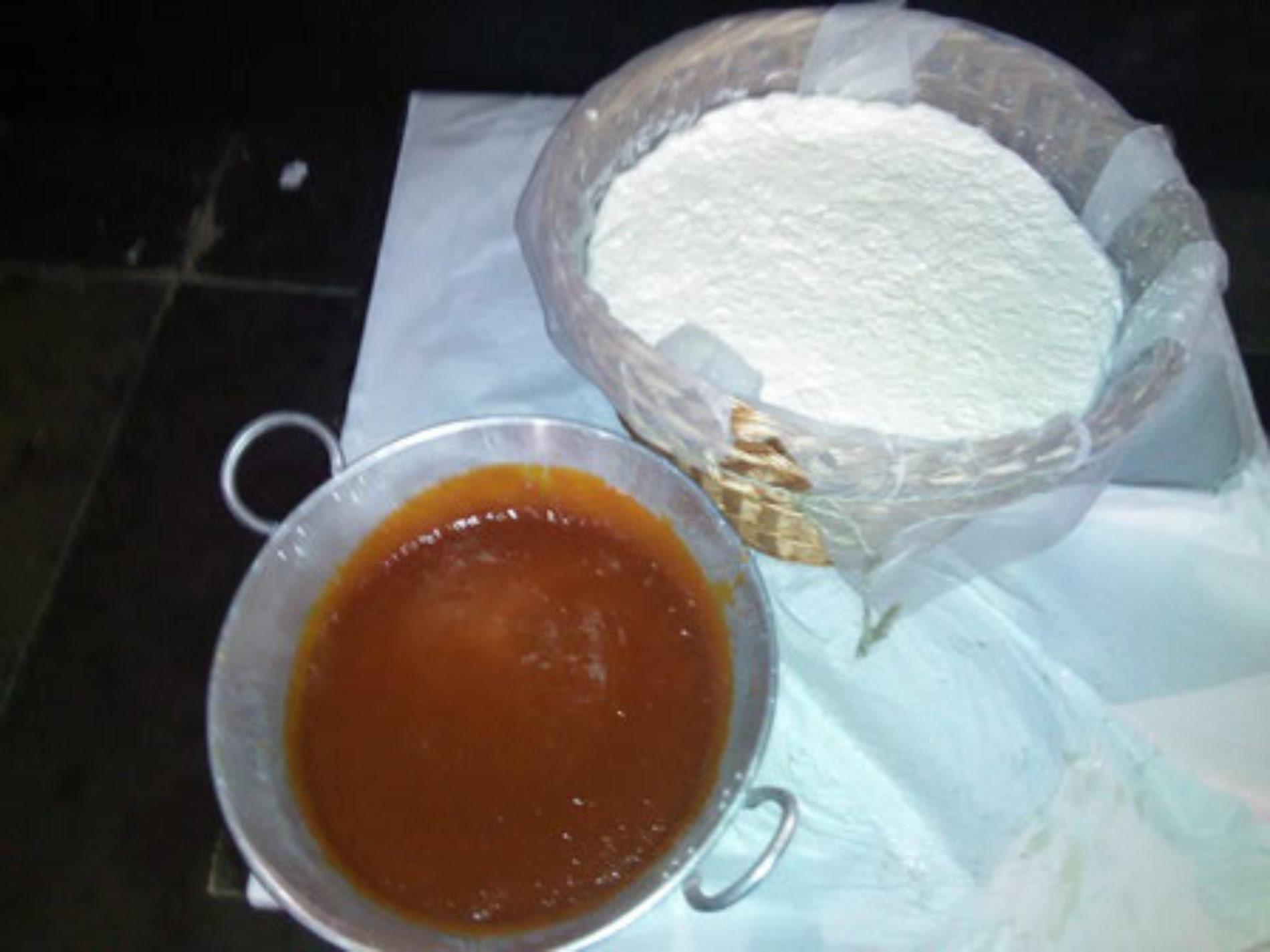Oliveira do Hospital confecionou maior requeijão do mundo com 63,5 Kg. A iguaria foi servida com 26 Kg de doce de abóbora