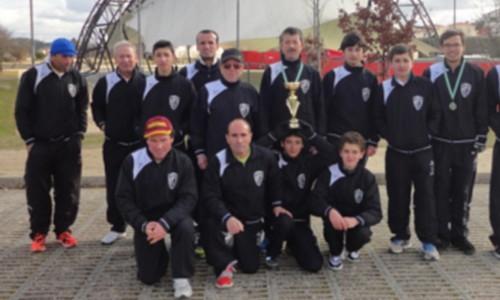 Maratona Clube da Vila Chã disputou campeonato em Vila Nova de Famalicão