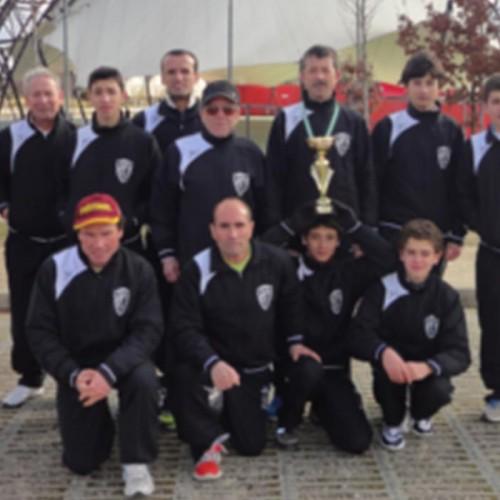 Maratona Clube Vila Chã sagrou-se Campeão Distrital do distrito da Guarda