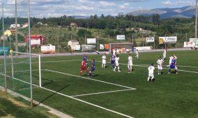 FCOH venceu a Académica. AD Nogueirense perdeu no Sabugal