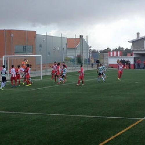 FCOH desceu ao último lugar da Série E do Campeonato de Portugal Prio