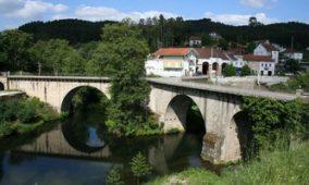 Septuagenário morreu após queda no Rio Alva, na Ponte das Três Entradas