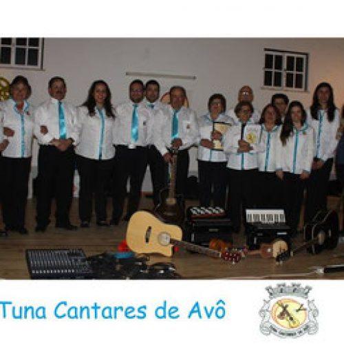 Tuna Cantares de Avô comemora 6º aniversário