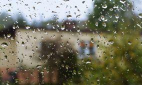 Semana começa nublada com chuva e aguaceiros a marcarem presença