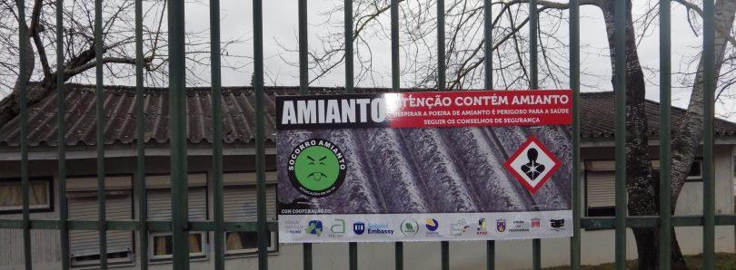 Tribunal de Contas dá 'luz verde' à retirada de amianto da sede do Agrupamento de Escolas de Oliveira do Hospital