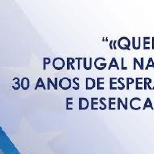 """Debate """"Quero ver Portugal na CEE» em Oliveira do Hospital"""