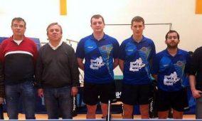 CCPOH termina em 5º lugar o campeonato nacional da 2ª divisão de ténis de mesa