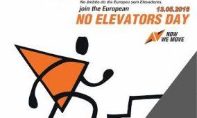 Oliveira do Hospital adere ao Dia Europeu Sem Elevadores
