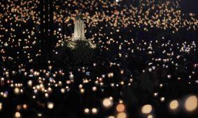 Milhares de fiéis em Fátima