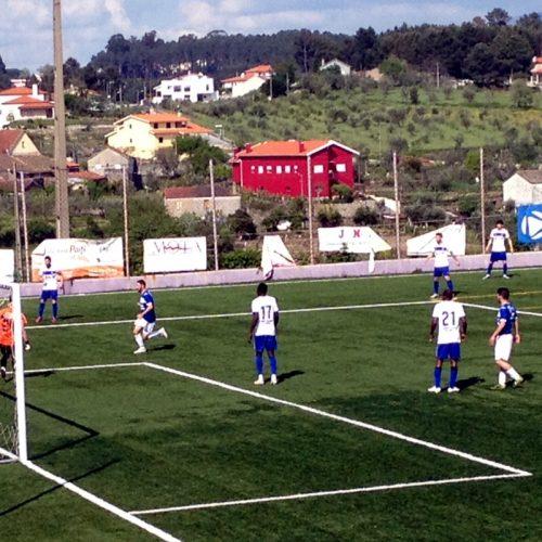 Terminou o Campeonato de Portugal Prio para o FCOH, enquanto o Nogueirense tem agora de disputar o play-off de despromoção.