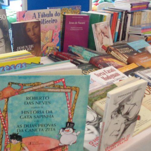 Feira do livro promove hábitos de leitura e autores do concelho até 1 de junho