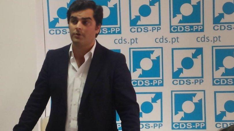 Luís Lagos apresentou candidatura à Distrital de Coimbra do CDS (com vídeo)
