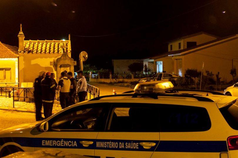 Homem matou os pais e a avó a tiro e depois suicidou-se em Montemor-o-Velho