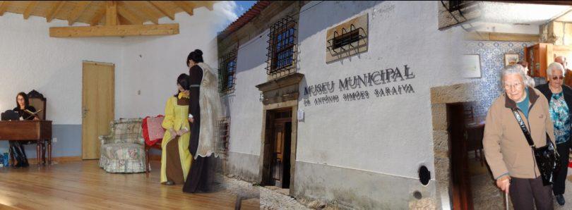 Teatro e visita ao museu assinalam Dia Internacional dos Museus em Oliveira do Hospital