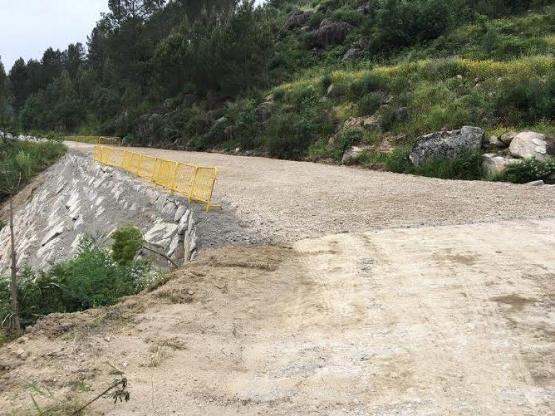 Retomada a ligação entre Caldas da Felgueira e EN231