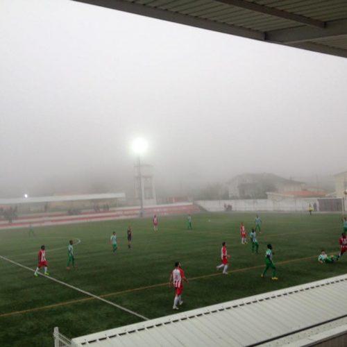 Campeonato de Portugal Prio – Jogo do play-off de descida . AD Nogueirense 2  –  Atl. Reguengos 0