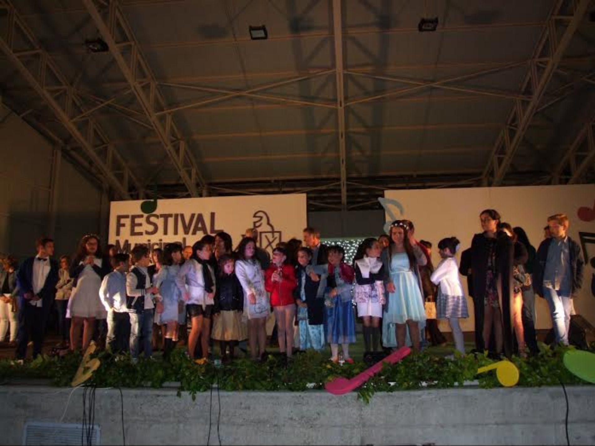 Festival Municipal da Canção revelou jovens talentos