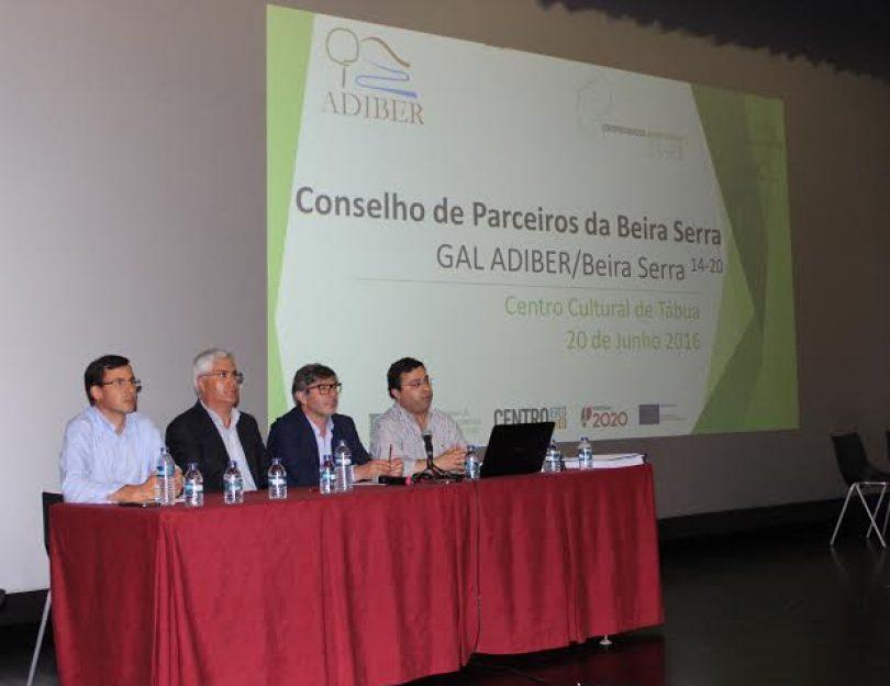 Parceiros da ADIBER lançam o DLBC na Beira Serra