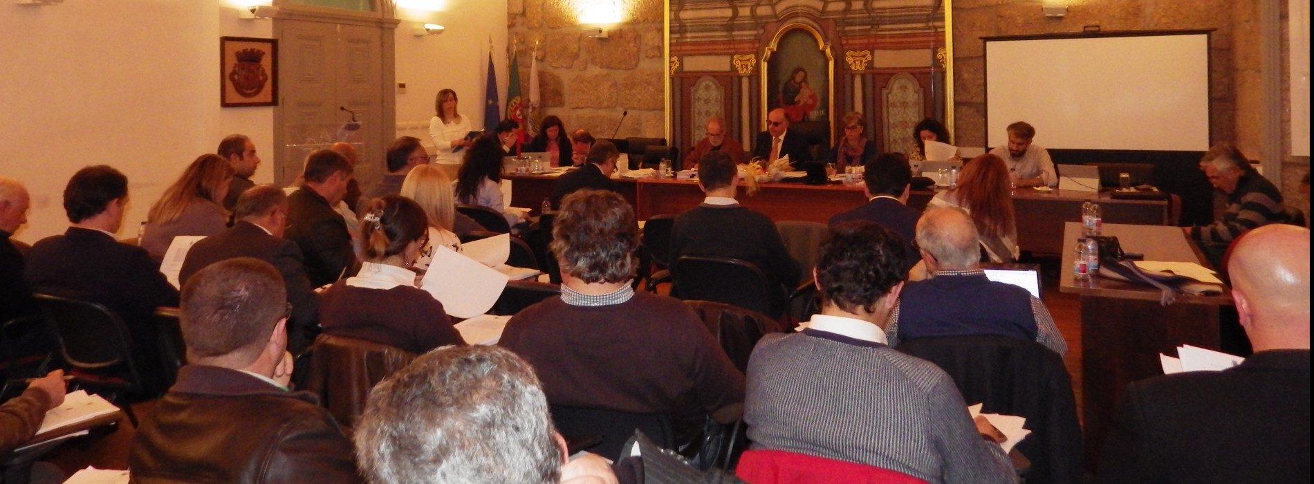 Assembleia Municipal de Oliveira do Hospital reúne hoje em sessão ordinária