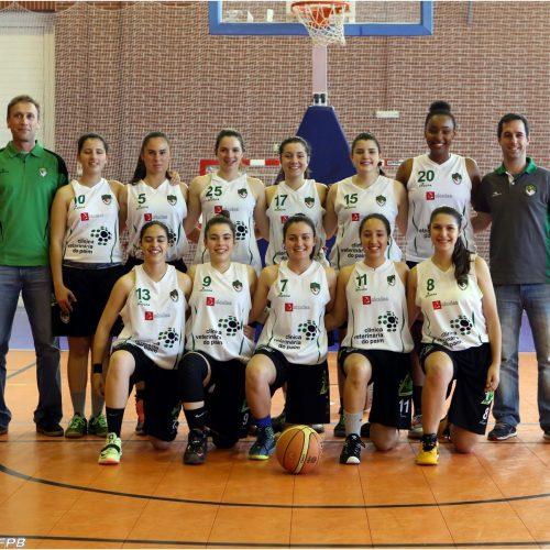 União Sportiva venceu Taça Nacional de Sub 19 Femininos em Basquetebol