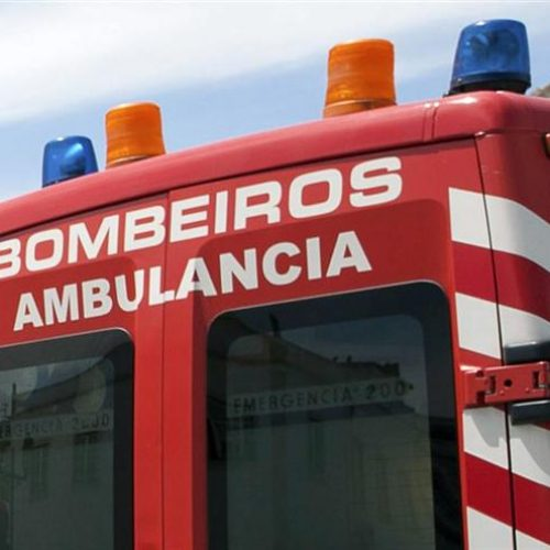 Criança ficou ferida após atropelamento em Tábua