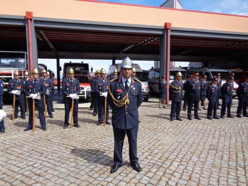 70º aniversário marca um 'virar de página' nos Bombeiros de Lagares da Beira