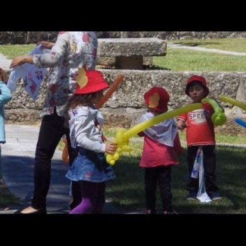 Comemoração do Dia Mundial da Criança em Oliveira do Hospital