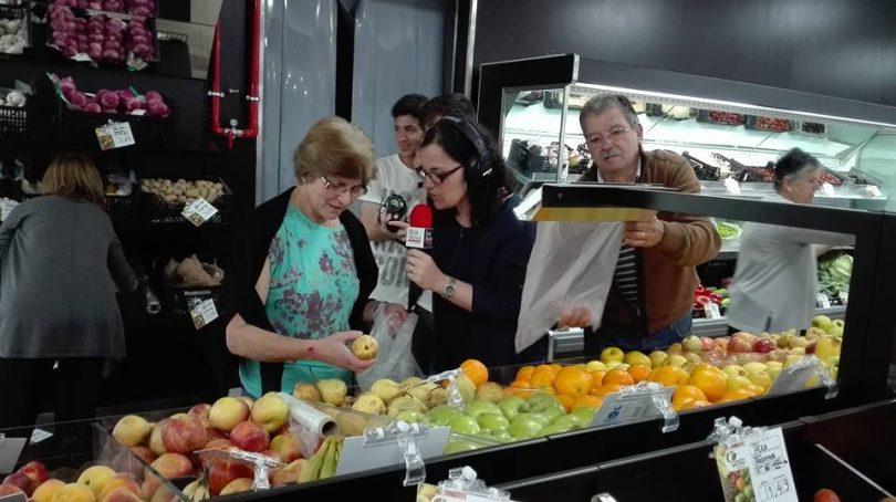 Cooperativa da Beira Central aposta em supermercado renovado para continuar a atrair clientes