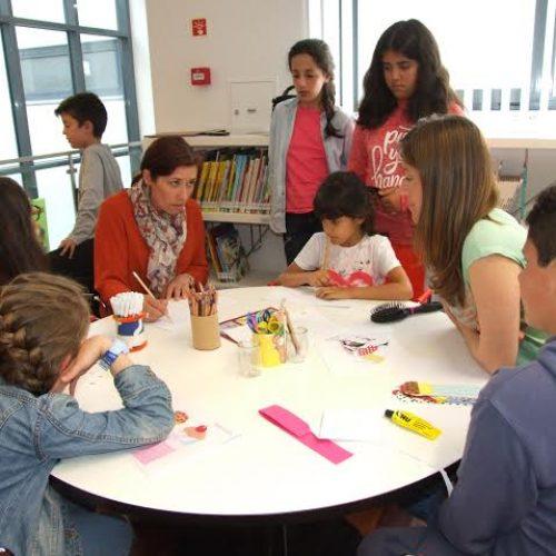 Bibliotecas promovem Férias Ativas em Oliveira do Hospital