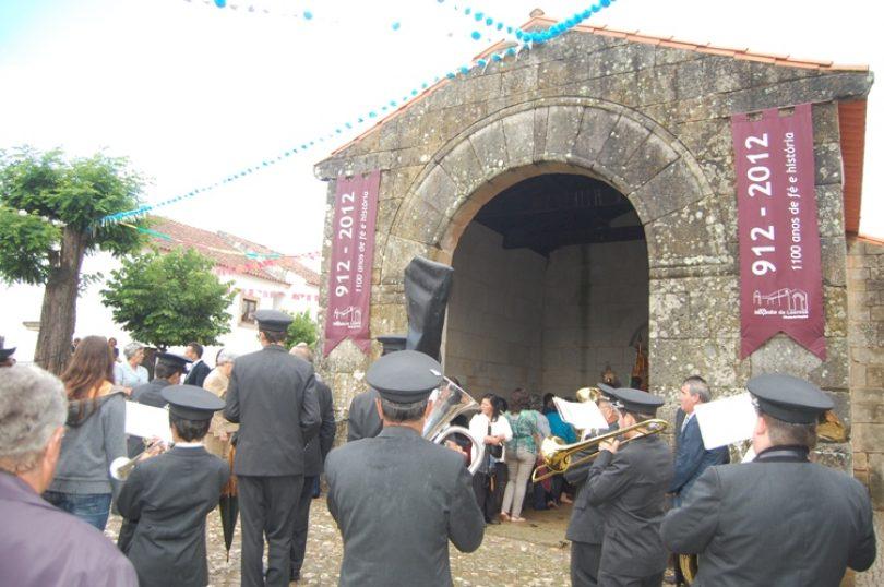 Igreja Moçárabe de Lourosa comemora 100 anos de classificação como Monumento Nacional