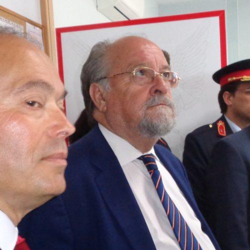 """Jaime Soares critica estilo """"autista"""" do INEM e desafia bombeiros a fazer """"o verdadeiro 25 de abril"""""""