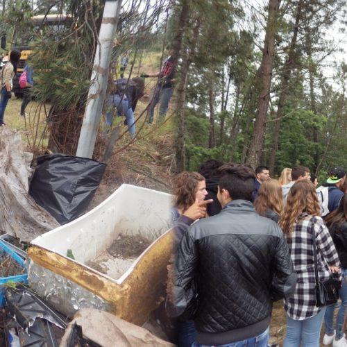 Voluntários já recolheram mais de 100 toneladas de resíduos em Oliveira do Hospital