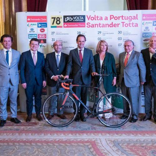 Volta a Portugal com o percurso mais longo em cinco anos