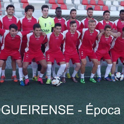 AD Nogueirense apresentou-se com caras novas para a época 2016/17