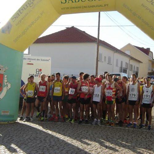 Maratona Clube Vila Chã participou na 13ª Taça de Portugal de Corrida em Montanha