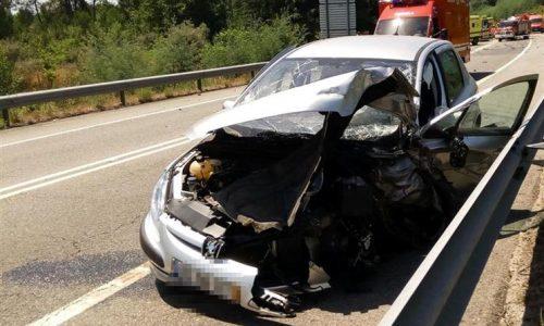 Acidentes nas estradas provocaram 305 mortos este ano