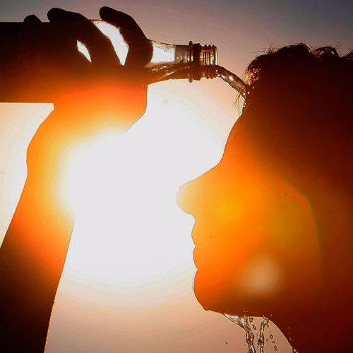 Estudo conclui que ondas de calor vão aumentar cinco vezes em 100 anos