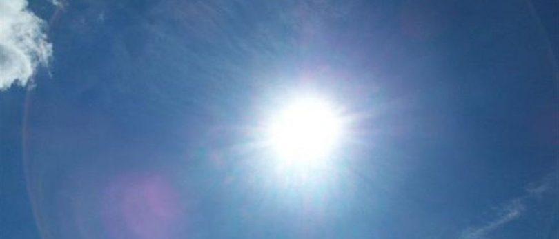 Semana com sol e subida das temperaturas