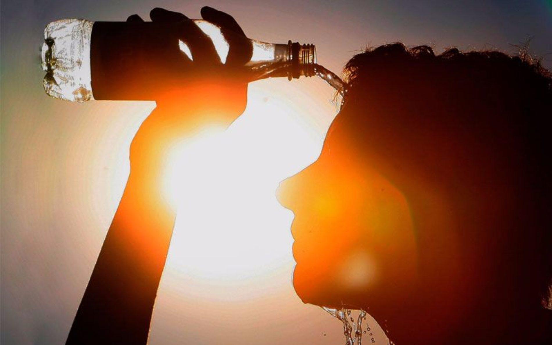Calor deixa 17 distritos sob aviso amarelo. Proteção Civil emite aviso à população