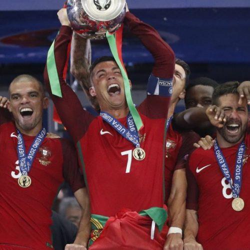"""Oliveirenses festejaram o título de """"campeões europeus"""""""