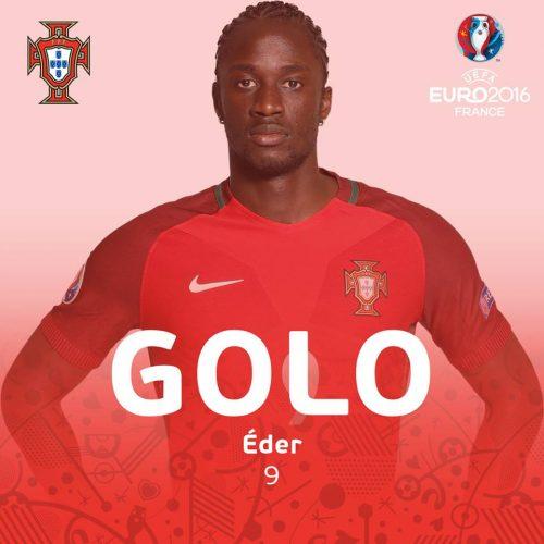 Éder vai ser homenageado pela Câmara e Associação de Futebol de Coimbra